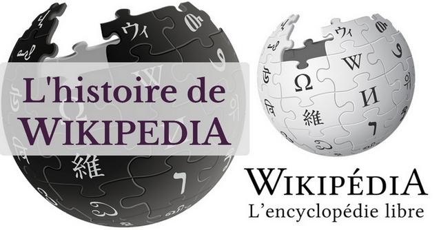L Histoire De Wikipedia