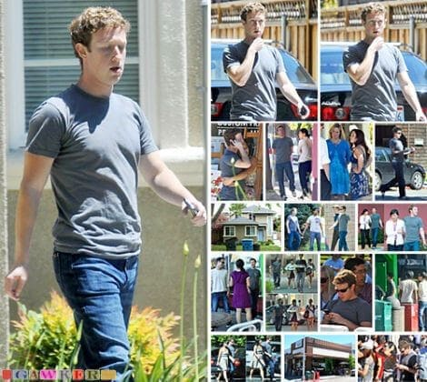 gawker - article de nick stern sur zuckerberg