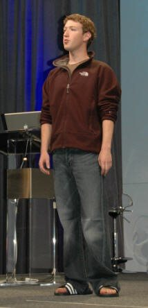 Mark Zuckerberg -2007