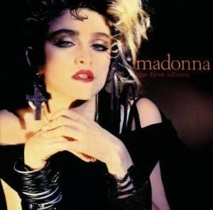 Madonna à ses débuts