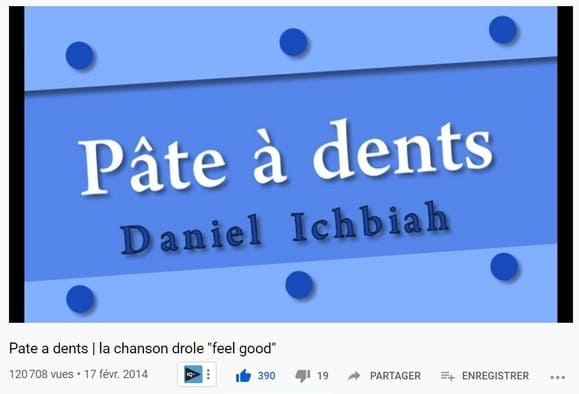 pate a dents